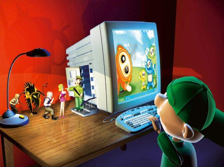Рисованный мультфильм без компьютера