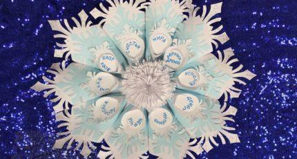 Приглашаем всех желающих принять участие в фото-акции «Снежинки добра»