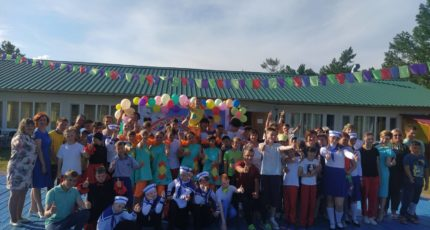 «Мандархан» проводит праздник, областной наш Фестиваль…